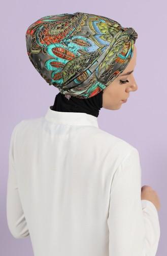 Bonnet Turquoise 0004-D-1