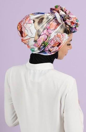 القبعات وردي 0021-D-09