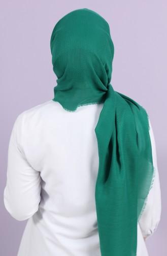 Châle Vert emeraude 10000-05