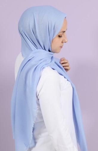 Châle Bleu Bébé 10000-09