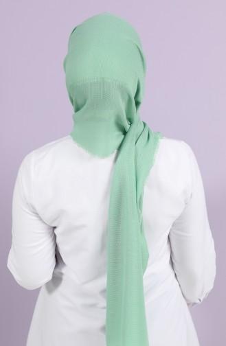 Châle Vert menthe 10000-15