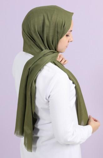 Khaki Shawl 70169-15