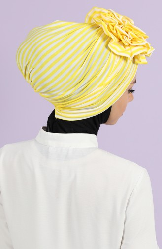 Yellow Bonnet 0021-C-24