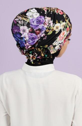 Bonnet Noir 0026-D-8