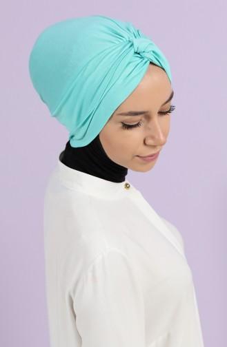 القبعات تركواز 0004-17