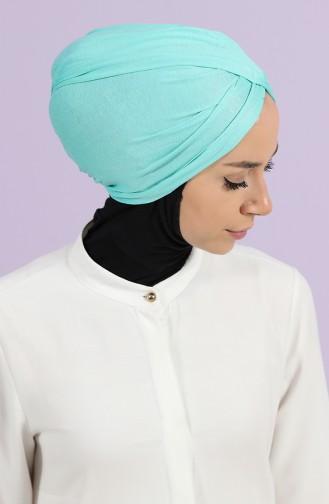 Bonnet Turquoise 0009-17