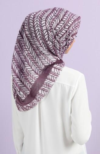 Echarpe Violet 90668-11