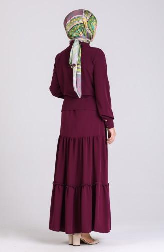 Purple Suit 0302-03