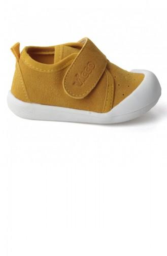 Yellow Kids Shoes 19YAYVİC0000008_SA