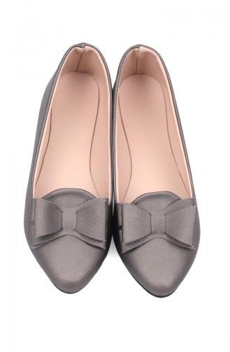 Platin Woman Flat Shoe 6622-2