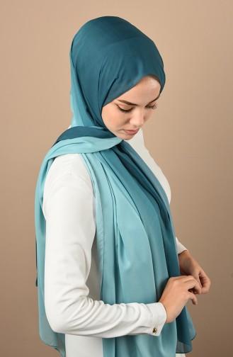 Turquoise Sjaal 23040000-02