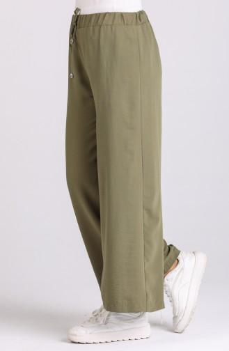Light Khaki Green Broek 2000-15