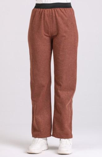 Wool Viscose Hiking Pants 6486-03 Tile 6486-03