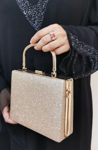 Goldfarbig Portfolio Handtasche 294107-207