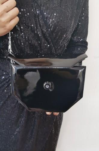 Black Portfolio Hand Bag 507103-201
