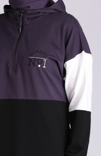 Purple Sweatsuit 95249-02