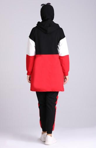 Black Sweatsuit 95249-08