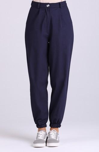 Pantalon Bleu Marine 5332-03