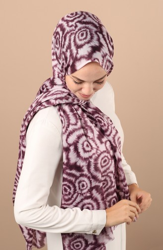 Purple Shawl 111-101