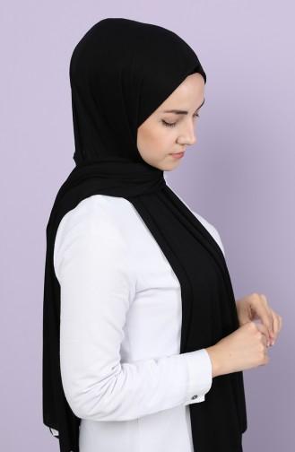 Châle Noir 1410-06