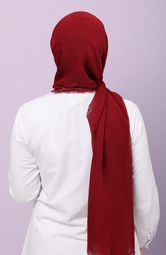 شال أحمر كلاريت 300718E-46
