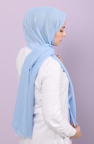 Châle Bleu 300718E-57