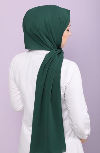 Smaragdgrün Schal 62001-05