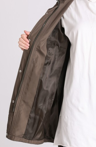 Trench Coat Khaki 1474-01