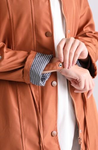 Tile Trench Coats Models 1474-03