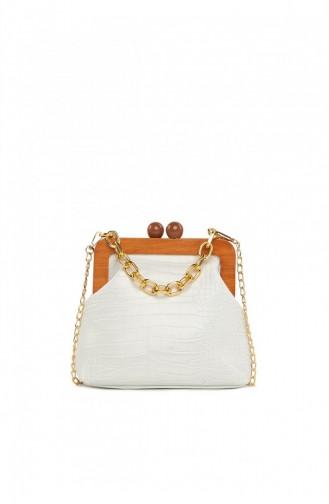White Shoulder Bag 8682166062409
