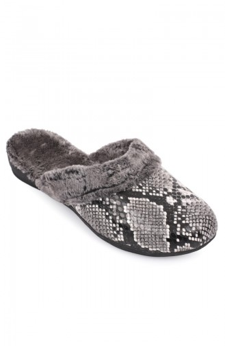 Beige Woman home slippers 87051