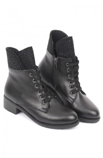 Bottes-Bottines Noir 87530-0