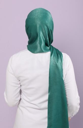 Châle Vert emeraude 300718-05
