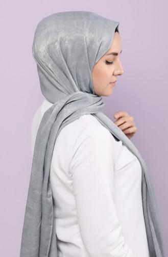 Gray Shawl 300718-13
