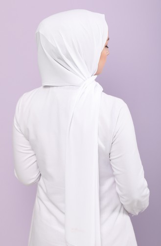 White Shawl 62001-20