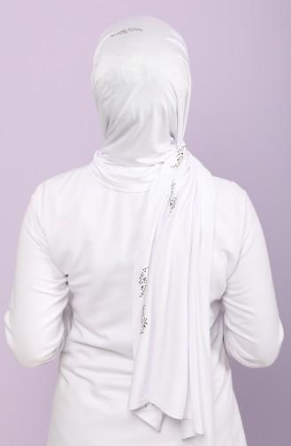 Weiß Schal 23050000-06