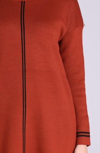 Ziegelrot Anzüge 1473-04