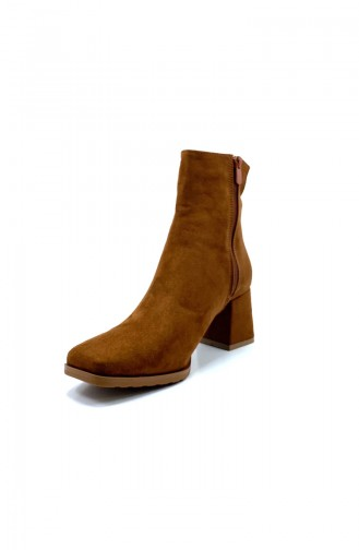 Tobacco Brown Bot-bootie 0006-04