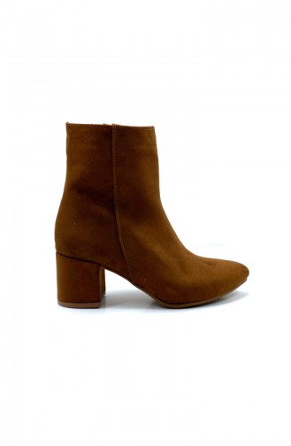Tobacco Brown Bot-bootie 2001-04