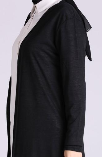 كارديجان أسود 8102A-01