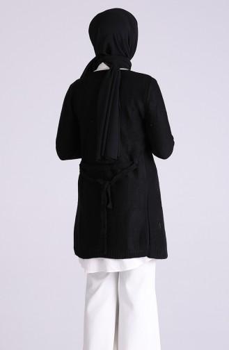 Black Cardigan 5024-01