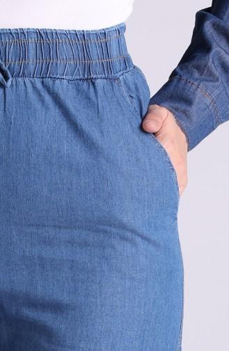 Pantalon Bleu Jean 2003-02