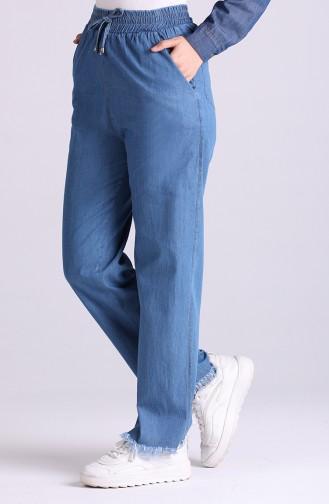 Pantalon Bleu Jean 2004-02
