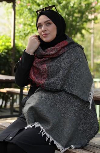 شال أخضر حشيشي 13192-08