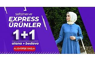 Express Ürünler 1 Alana 1 Bedava