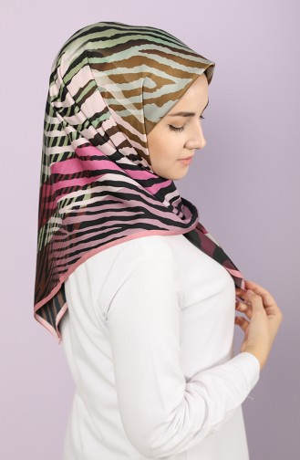 Pink Scarf 7651-797-991