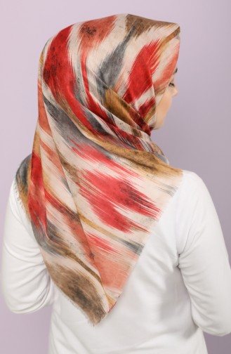 Red Scarf 2661-02