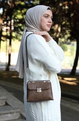Mink Shoulder Bag 208Z-04