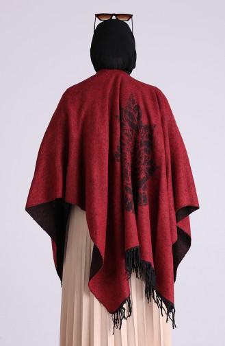 Ponchos Rouge 13197-04
