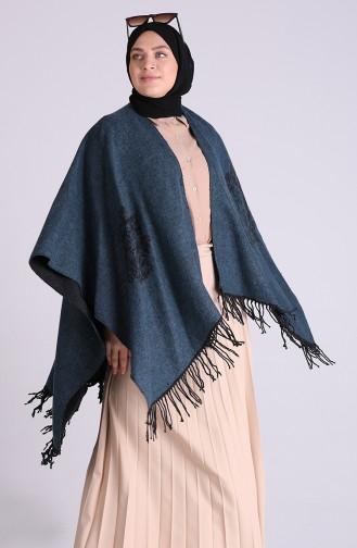 بونشو أزرق زيتي 13197-07